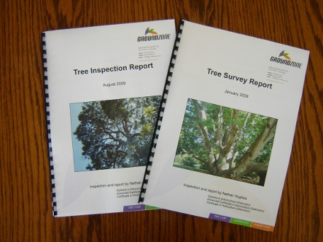 tree reports